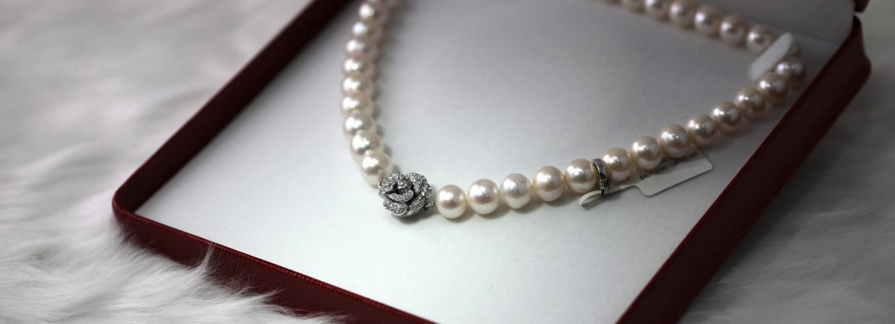 Pearl Necklets
